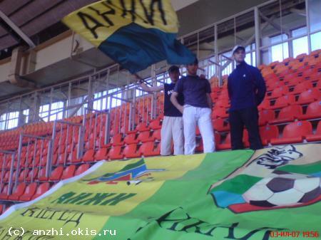 Суперстадион Анжи-Арена - вложение Керимова в ФК Анжи и в российский футбол в целом